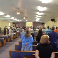 Photo taken at Christian Assembly Of God by Bradley H. on 6/3/2012