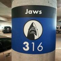 Photo taken at Universal Orlando Resort Parking Complex by Ernie D. on 3/10/2012