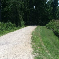 Photo taken at Riverwalk Trail by Kyle M. on 6/27/2012