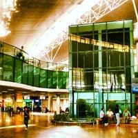 Photo taken at Aeroporto Internacional de Maceió / Zumbi dos Palmares (MCZ) by Iata A. on 5/27/2012