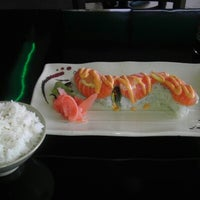 Photo taken at JoA Sushi Japanese Restaurant by Travell D. on 9/7/2012