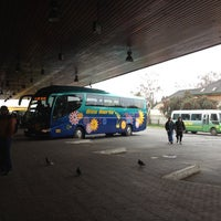Photo taken at Terminal de Buses Osorno by Pamela V. on 7/10/2012