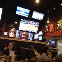 Photo taken at Buffalo Wild Wings by Talal Z. on 4/13/2012