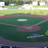 Photo taken at FirstEnergy Park by Jay F. on 8/22/2012