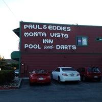Photo taken at Paul & Eddie's Monta Vista Inn by lauren s. on 6/28/2012