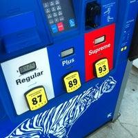 Photo taken at Exxon by Dj G. on 7/29/2012
