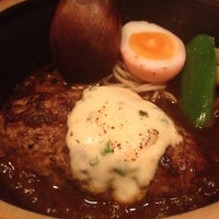 Photo taken at 山本のハンバーグ 恵比寿本店 by ikumi k. on 4/15/2012