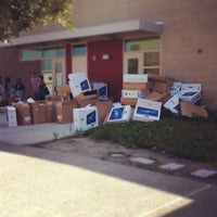 Photo taken at Citrus Valley High School by Jacob S. on 8/21/2012