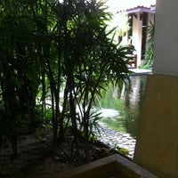 Photo taken at Sunshine Garden Resort by Long T. on 7/19/2012