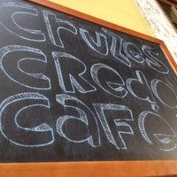Photo taken at Cruzes Credo Café by Vasili G. on 5/30/2012
