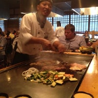 Photo taken at Ichiban Japanese Steakhouse And Sushi Bar by Jessa M. on 8/19/2012