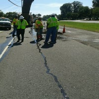 Photo taken at Walmsley Blvd by Danny P. on 7/25/2012
