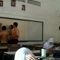 Photo taken at SMP Negeri 7 Medan by Agung D. on 5/12/2012