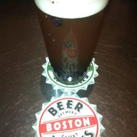 Photo taken at Boston Beer Works by Olivia D. on 3/1/2012
