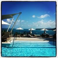 Photo taken at Cape Sienna Phuket Hotel & Villas by Guide J. on 8/5/2012