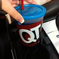 Photo taken at QuikTrip by Christiane on 7/9/2012