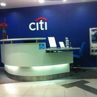 Photo taken at Citibank by Barbara P. on 8/1/2012
