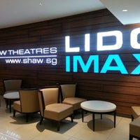Photo taken at Shaw Theatres by Steve T. on 8/16/2012