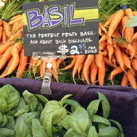 Photo taken at Hollywood Farmer's Market by Sirenna P. on 6/2/2012