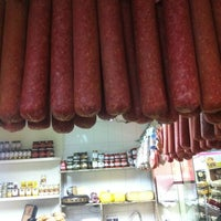 Photo taken at D'Gust Queijos e Vinhos by Valdencir B. on 6/7/2012