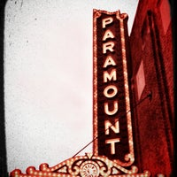 Photo taken at Paramount Arts Center by Mike M. on 3/23/2012