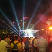Photo taken at Kuala Lumpur City Centre (KLCC) Park by Joan F. on 6/6/2012