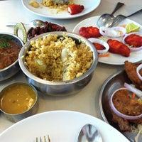 Photo taken at Thalappakkattu Briyani Restaurant by Rozi D. on 7/20/2012