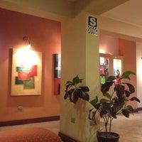 Photo taken at Hotel Asturias by Rodrigo Erse M. on 8/30/2012