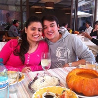 Photo taken at Albatroz by Rosangela Z. on 5/27/2012
