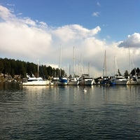 Photo taken at Gig Harbor Waterfront by Stephen S. on 3/23/2012