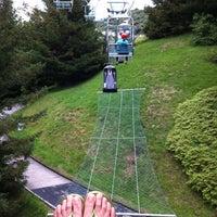 Photo taken at Skyline Rotorua Gondola by Epimmy L. on 2/25/2012