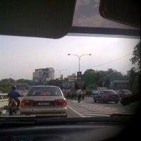 Photo taken at Loke Yew - Hang Tuah Intersection by sHaZiEaH..... on 5/28/2012