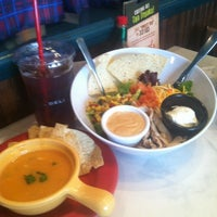Photo taken at McAlister's Deli by Kendal L. on 3/12/2012