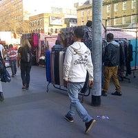 Photo taken at Whitechapel Market by Syasha O. on 3/29/2012