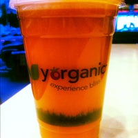 Photo taken at Yorganic by Eugene T. on 6/9/2012
