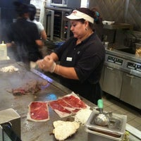 Photo taken at Great Steak & Potato by Renie H. on 6/8/2012