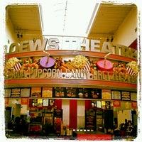 Photo taken at AMC Loews Cherry Hill 24 by Allison M. on 4/7/2012