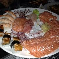Photo taken at Japinha Sake Bar by Marcos M. on 5/18/2012