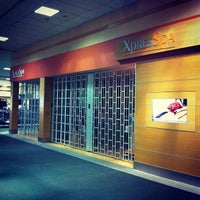 Photo taken at XpresSpa by Casey M. on 9/7/2012