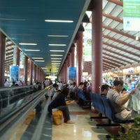 Photo taken at Terminal 2F by Ochik D. on 8/16/2012
