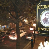 Photo taken at Daniel O'Connell's Restaurant & Bar by Dave H. on 3/25/2012