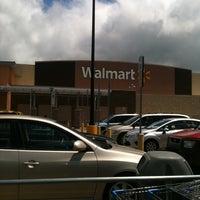 Photo taken at Walmart Supercenter by Daryl G. on 6/4/2012