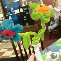 Photo taken at Tie Dye Grill by Len C. on 3/6/2012