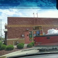 Photo taken at Mighty Taco by Jeremy on 8/17/2012