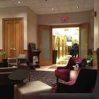 Photo taken at Club Quarters Hotel, Wall Street by Francisco C. on 3/6/2012