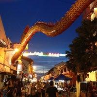 Photo taken at Jonker Walk / Street by takakoji on 7/21/2012