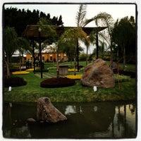Photo taken at jardin brenna by Eduardo O. on 3/25/2012