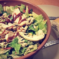 Photo taken at Panera Bread by Casey B. on 8/1/2012