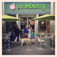 Photo taken at Pinkberry by JD D. on 3/11/2012