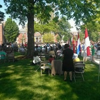 Photo taken at DePauw University by Clay G. on 5/20/2012